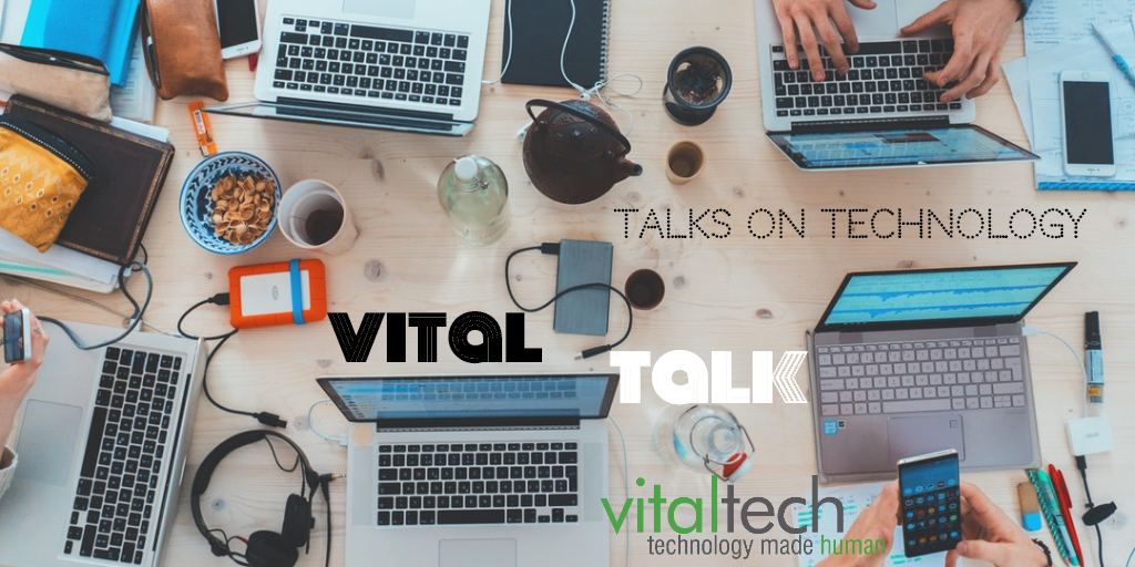 vitaltalk graphic hipster