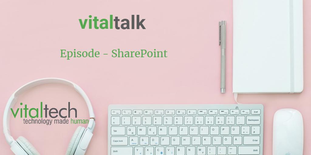 vitaltalk graphic sharepoint
